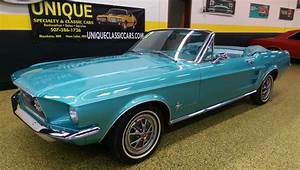 1967 Ford Mustang Convertible for sale #53441 | MCG