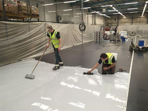 Anti Static Flooring   Epoxy Flooring   Impact Flooring