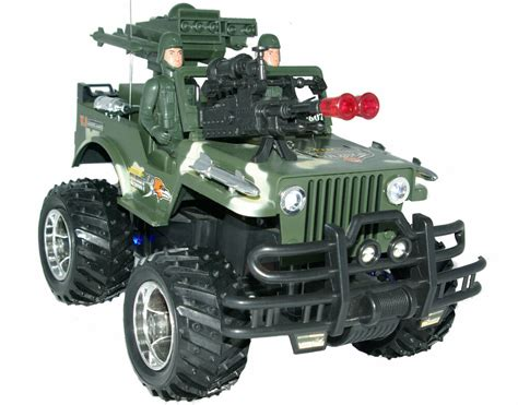 Large Radio Remote Control Car Challenger Off Road