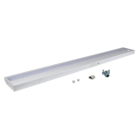 dimmable led under cabinet lighting alc 32 wh american lighting alc series white 32 5 inch