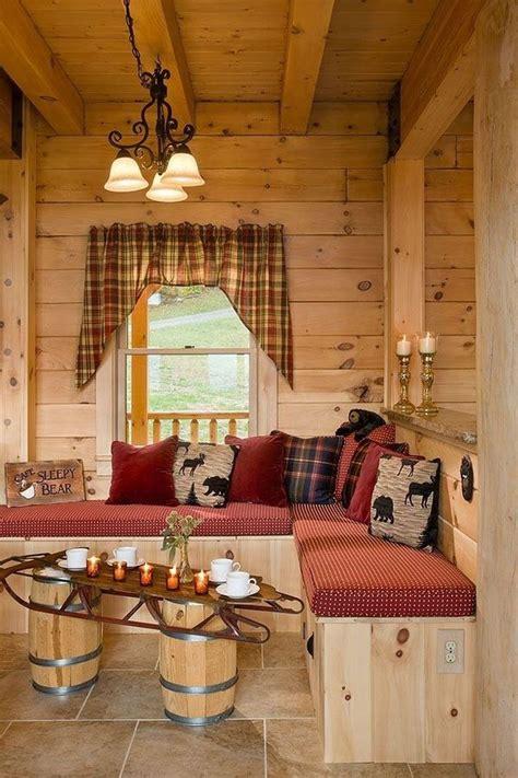 50 best small log cabin homes interior decor ideas cabin