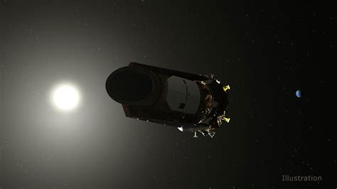 Scientists Bid 'goodnight' To Kepler Space Telescope