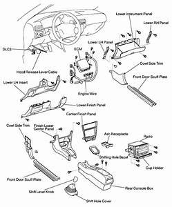 99 U0026 39  Toyota Corolla With The Check Engine Light On And The
