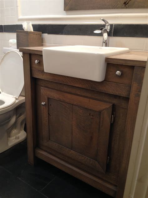 farmhouse sink and cabinet bathroom farm sink product options homesfeed