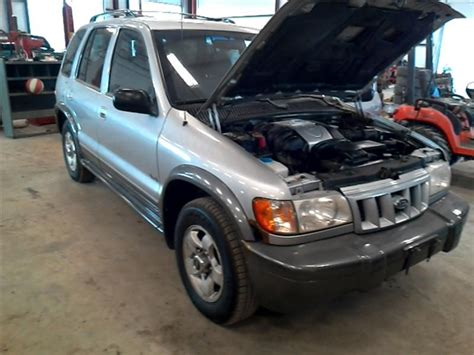 used 2002 kia sportage engine accessories starter motor at