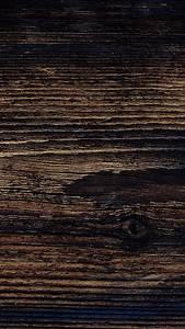Dark Wood Cool Samsung Galaxy S7 Wallpaper