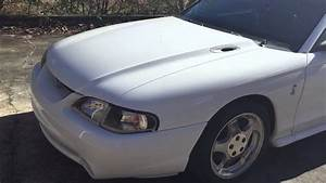 1994 Cobra Mustang Built    Supercharged
