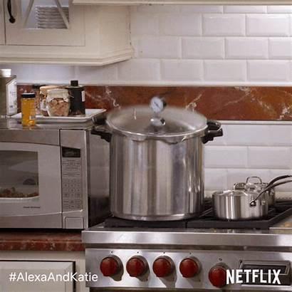 Giphy Cooking Katie Alexa Gifs Link Tweet