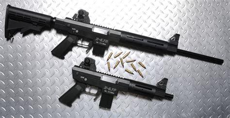 A few new 5.7X28 firearms