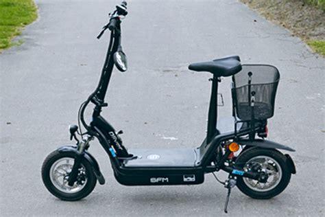 motors elektroroller test f 252 nf e scooter im test bilder autobild de