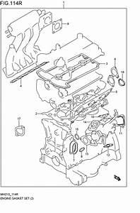 Engine Gasket Set For 2003  Plus
