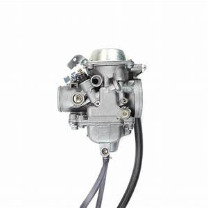 Chinese Twin Cylinder Carburetor - Cable Choke