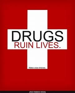 36 best DRUG POSTERS images on Pinterest   Drug free, Red ...