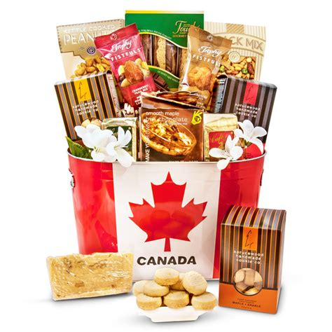 made in canada gourmet basket canadian made gifts of