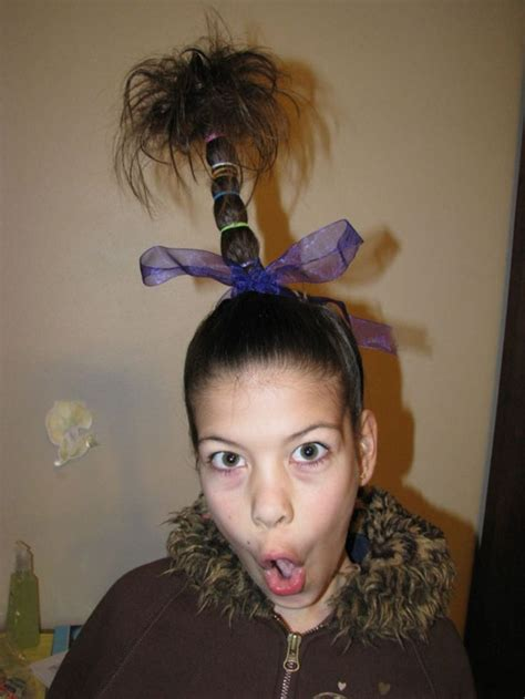 crazy hairstyles  kids     increasingly
