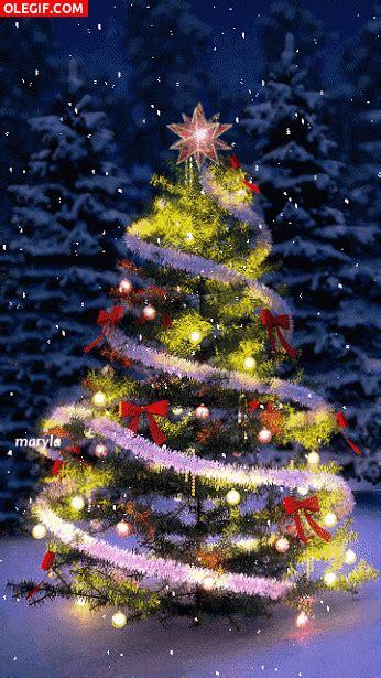 gif un bonito 225 rbol de navidad gif 4443