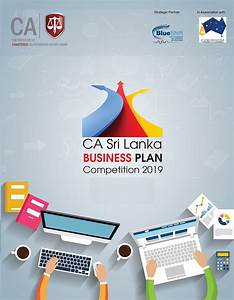 Applications Now Accepted For Ca Sri Lanka U0026 39 S 2019 Business Plan Competition