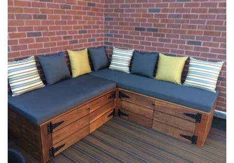 Custom Bench Cushion Standard