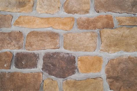 french country limestone stone veneer rough textured face
