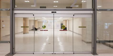 automatic sliding glass doors all glass assa abloy entrance systems