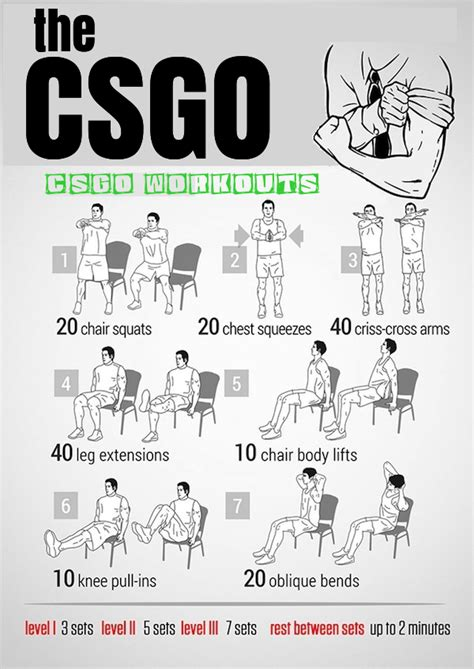 exercises to do at your desk with pictures steam community guide the best exercises to do at