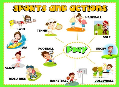 funtastic english sports  modal verb