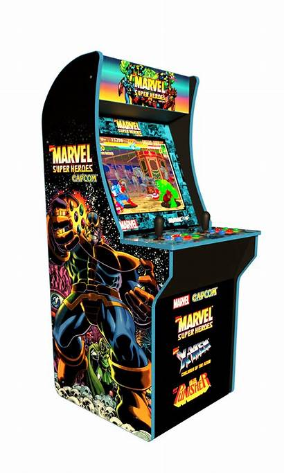Arcade1up Pac Sick Tmnt Marvel Australia Arcade