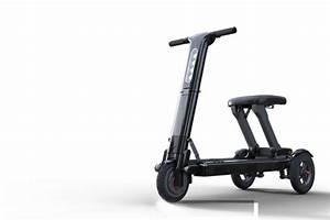 Scooter Electrique 2018 : ces 2018 relync r1 le scooter lectrique pliable et connect ~ Medecine-chirurgie-esthetiques.com Avis de Voitures