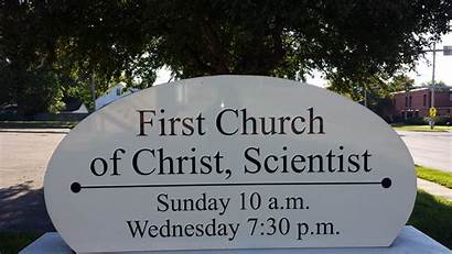 Christian Science Visit Please Come Would