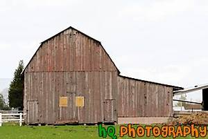 digital art painting of brown barn clouds With brown barn paint