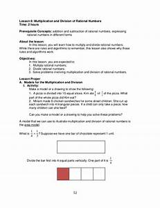 Learning Guide For Grade 7 Mathematics Under The K
