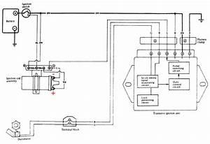 Wiring Stock Dizzy  U0026 Coil   U0026gt  260z To 280z Wiring - Ignition And Electrical