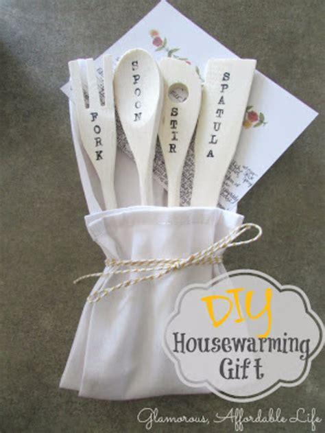 diy housewarming gifts