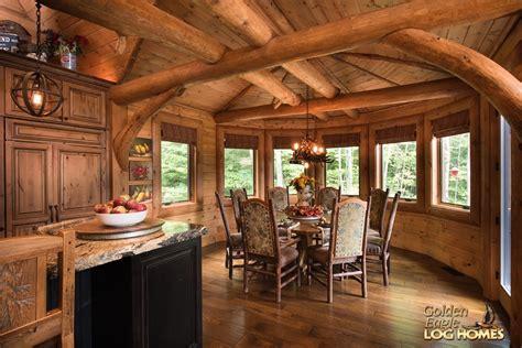 south carolina log home floor plan  golden eagle log timber homes