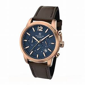 Accurist Rose Gold Watch 7021 | Accurist Watches