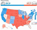 Current Electoral Map Projections, Part One - Election Central