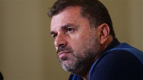 Ange Postecoglou: Last nine months with Socceroos took a toll