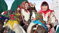 BBC News - Reindeer Herders in the Russian Arctic