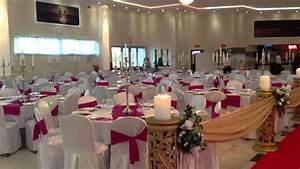 Décoration Salle Mariage : salle elysee mariage decoration paki paki youtube ~ Melissatoandfro.com Idées de Décoration