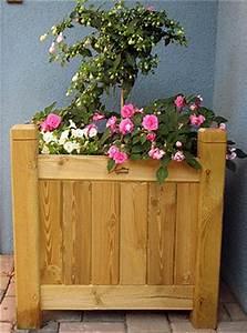 Bac A Fleur Exterieur : bac fleurs ext rieur l 39 atelier des fleurs ~ Dailycaller-alerts.com Idées de Décoration