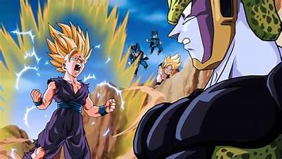 Cell Dbz Wallpapers Dragon Ball Goku Anime