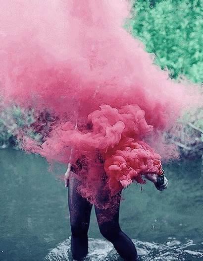 Smoke Mundo Increible Pop Humo Rosa Bomb