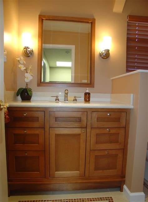 custom bathroom vanity ideas tacoma remodeling