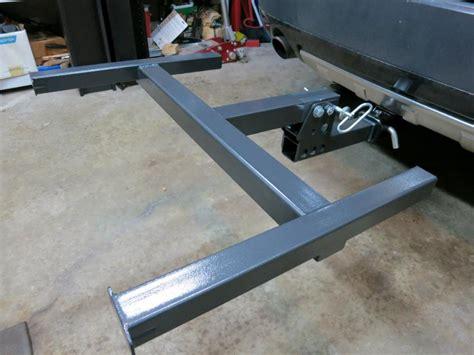 trailer hitch rack roof rack use on trailer hitch mtbr
