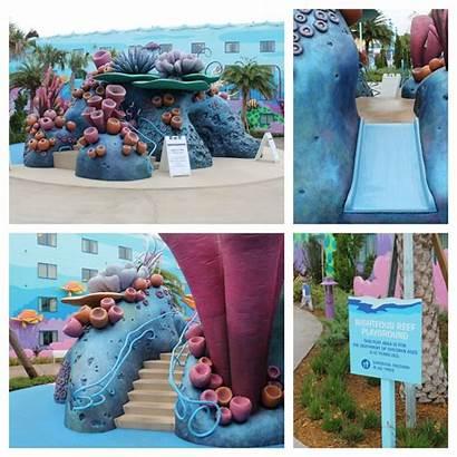 Playground Animation Collage Resort Disney Pool Related