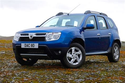 Dacia Takes Off, Places Duster At #15