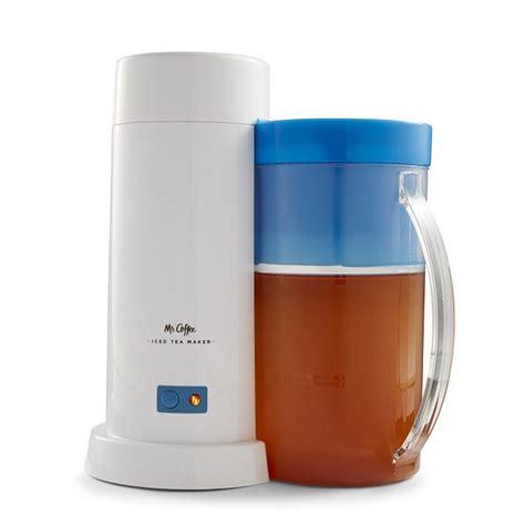 Coffee® 3 quart iced tea maker manual; Mr. Coffee 2 Quart Iced Tea Maker