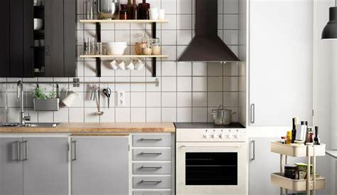 petite cuisine  astuces gain de place cote maison