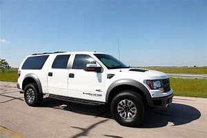 Ford F 150 Prix : hennessey builds 600 horsepower f 150 svt raptor suv video ~ Maxctalentgroup.com Avis de Voitures