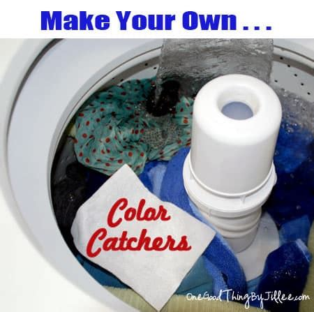 color catchers for laundry make your own laundry color catchers one thing by